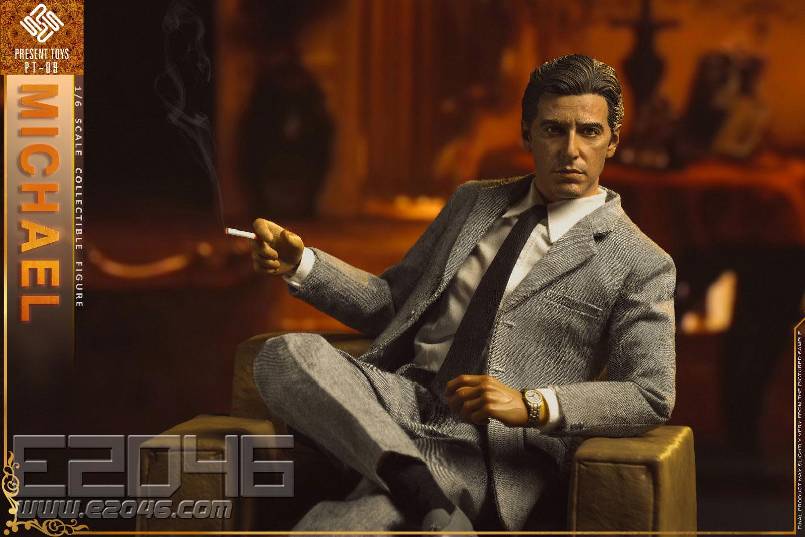 Second Generation Black Boss (DOLL)