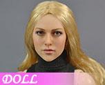 DL0543 1/6 European and American female headsculpt  A (DOLL)