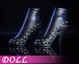 DL1685 1/6 Rivet booties A (DOLL)