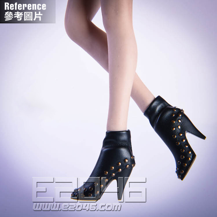 Rivet booties A (DOLL)