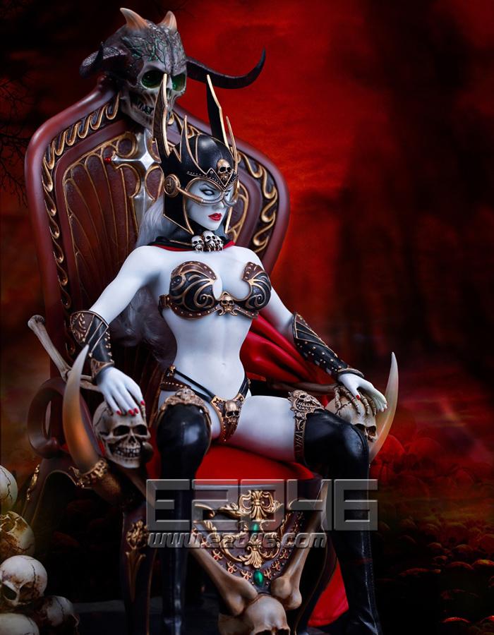 死亡之女 2.0 盔甲版 A (人偶)