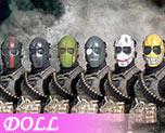 DL0685 1/6 Masks Set  (Doll)