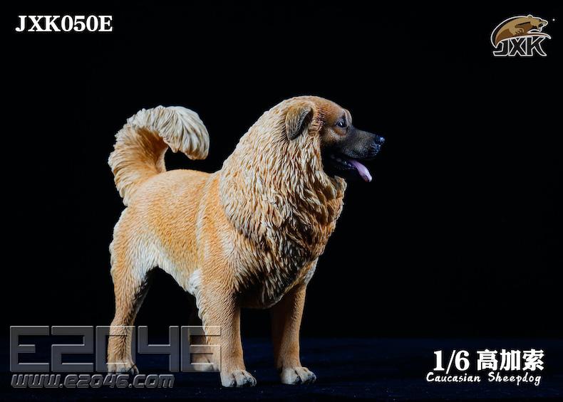 Caucasian Shepherd E (DOLL)