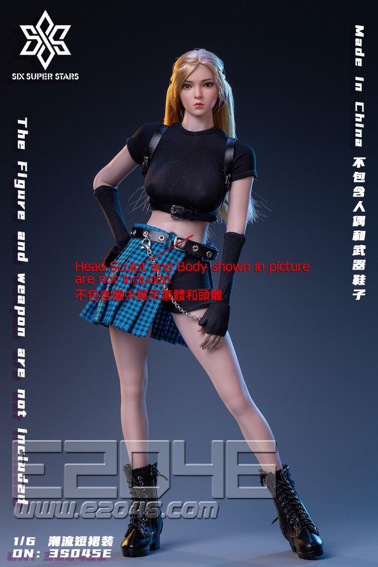 Trendy Short Skirts E (DOLL)