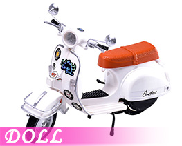 DL4255 1/12 Motorcycle B (DOLL)