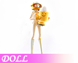 DL0846 1/6 GIRL ASTRONAUT ISOBELLE AND SUNBUM THE ROCKET (Doll)