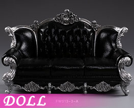 DL2818 1/12 Sofa Three Person A (DOLL)