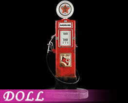 DL2240 1/6 Vintage Gas Pump A (DOLL)