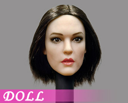 DL4589 1/6 European Beauty Head Sculpture D (DOLL)