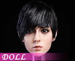 DL1612 1/6 Mixed beauty head Mina A (DOLL)