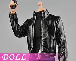 DL1692 1/6 Leather Clothing Suit (DOLL)