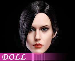 DL1609 1/6 Mixed beauty head Sharp A (DOLL)