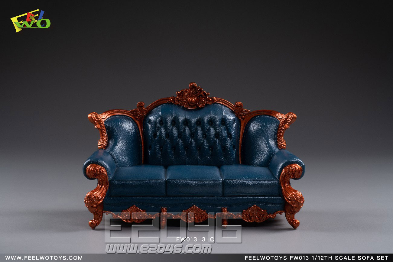 Sofa Three Person C (DOLL)
