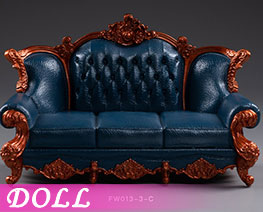 DL2820 1/12 Sofa Three Person C (DOLL)