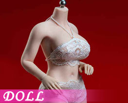 DL3286 1/6 Female Body White Skin A  (DOLL)