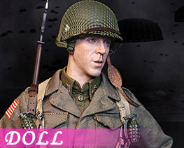 DL3658 1/6 US Paratrooper PlatoonLeader E Company Normal Version (DOLL)