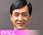 DL0567 1/6 International Kung Fu Star Head Carved (Doll)