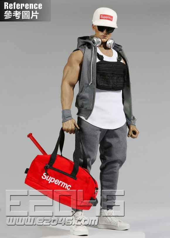 Muscular Body Fashion Sets B (DOLL)