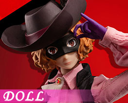 DL2612 1/6 Noir (DOLL)