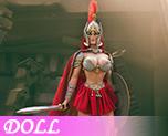 DL1055 1/6 Captain Sparta (Doll)