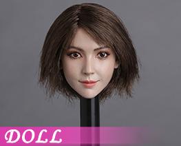 DL1324 1/6 Female Head sculpt B (Doll)