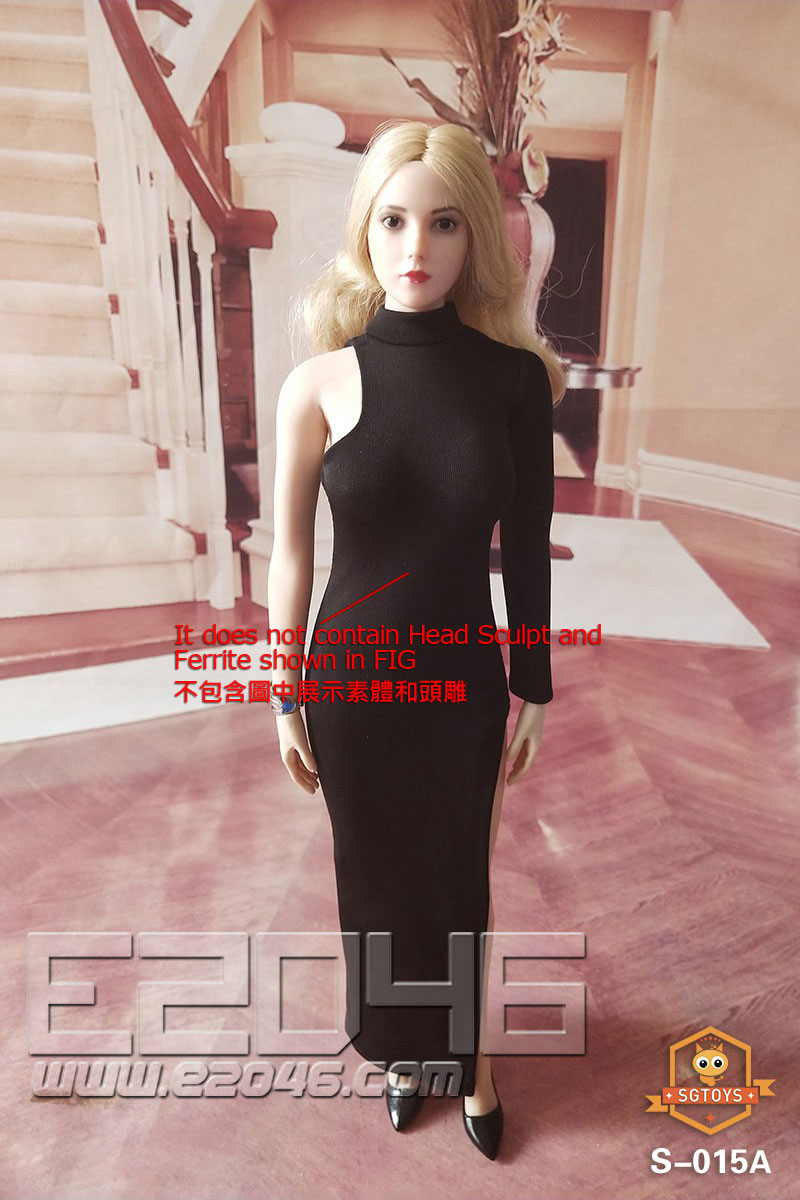 Evening Dress Long Skirt Suit A (DOLL)