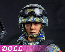 DL3955 1/12 Marines (DOLL)