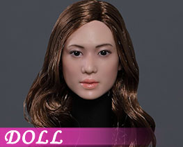 DL3335 1/6 Asian Beauty Head C (DOLL)