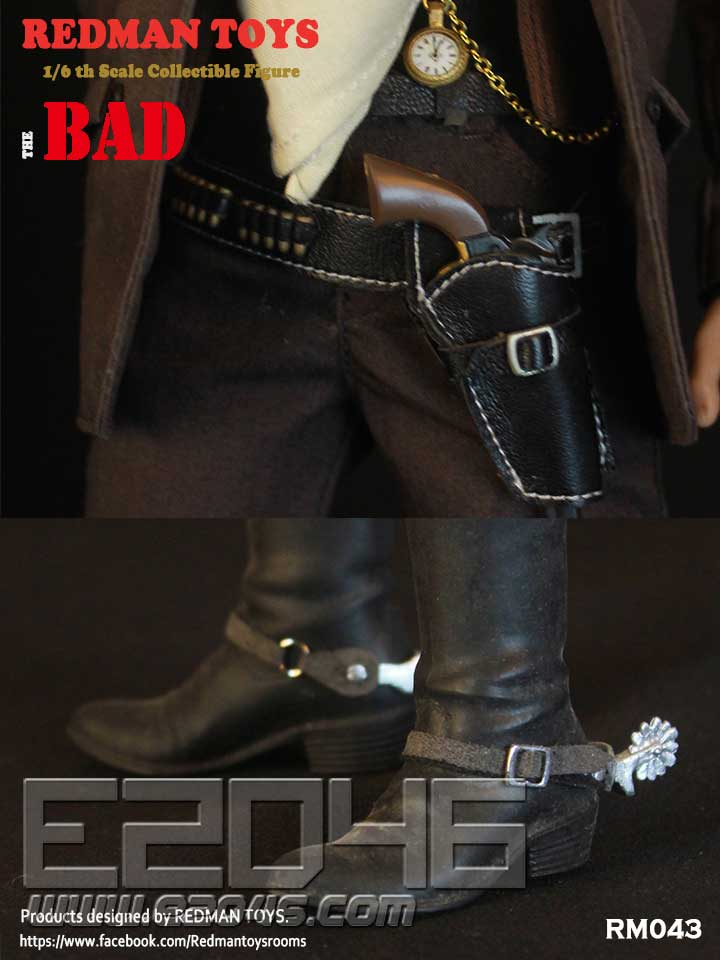 The Cowboy The Bad (DOLL)