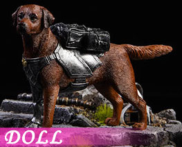 DL2543 1/12 Mechanical dog D (DOLL)