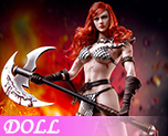 DL1157 1/6 Red Sonja (Doll)