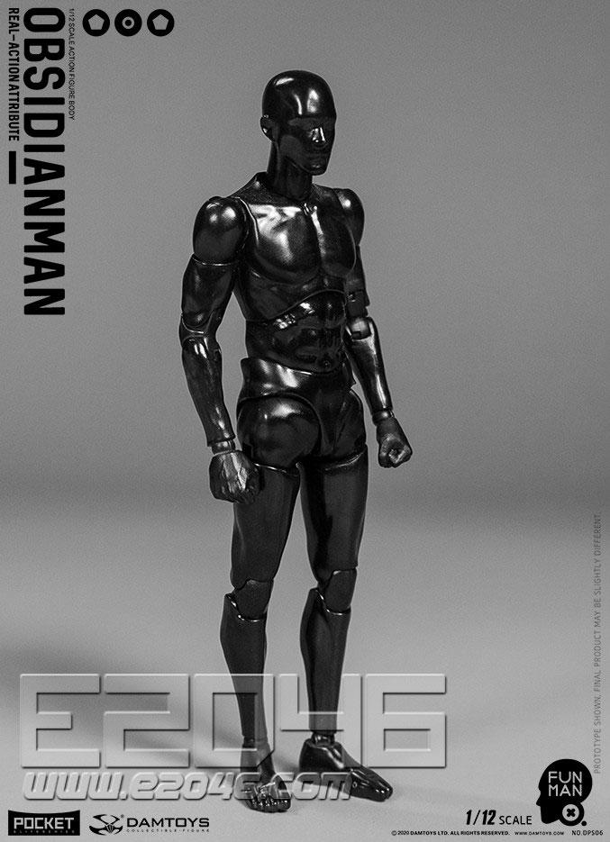 Obsidian Man (DOLL)