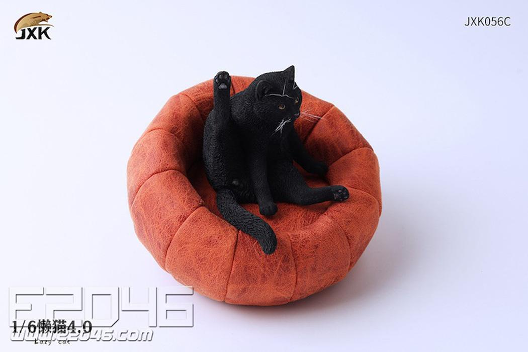Lazy Cat C (DOLL)