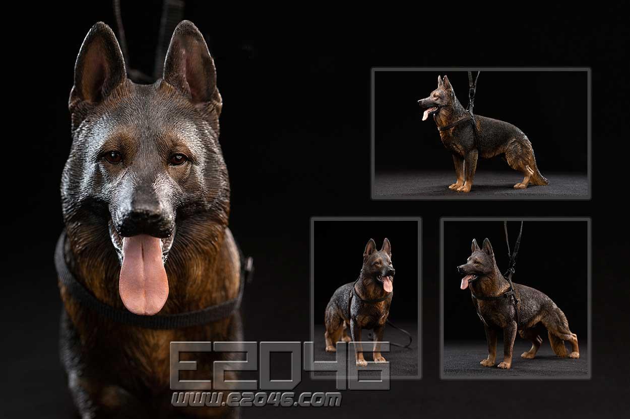 German Shepherd (DOLL)
