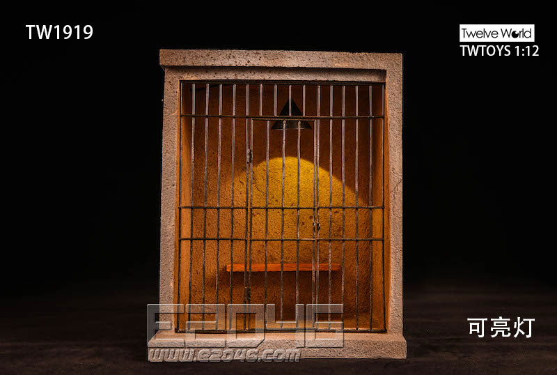 Prison Scene (DOLL)