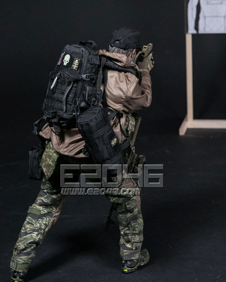 Military Security Contractor (Doll)