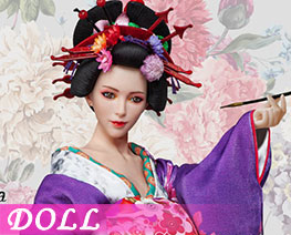 DL3490 1/6 OiranIchiya Clothing Set D (DOLL)