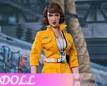 DL1236 1/6 Female Reporter (Doll)