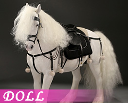 DL4641 1/6 Shire Horse 2.0 C Set (DOLL)