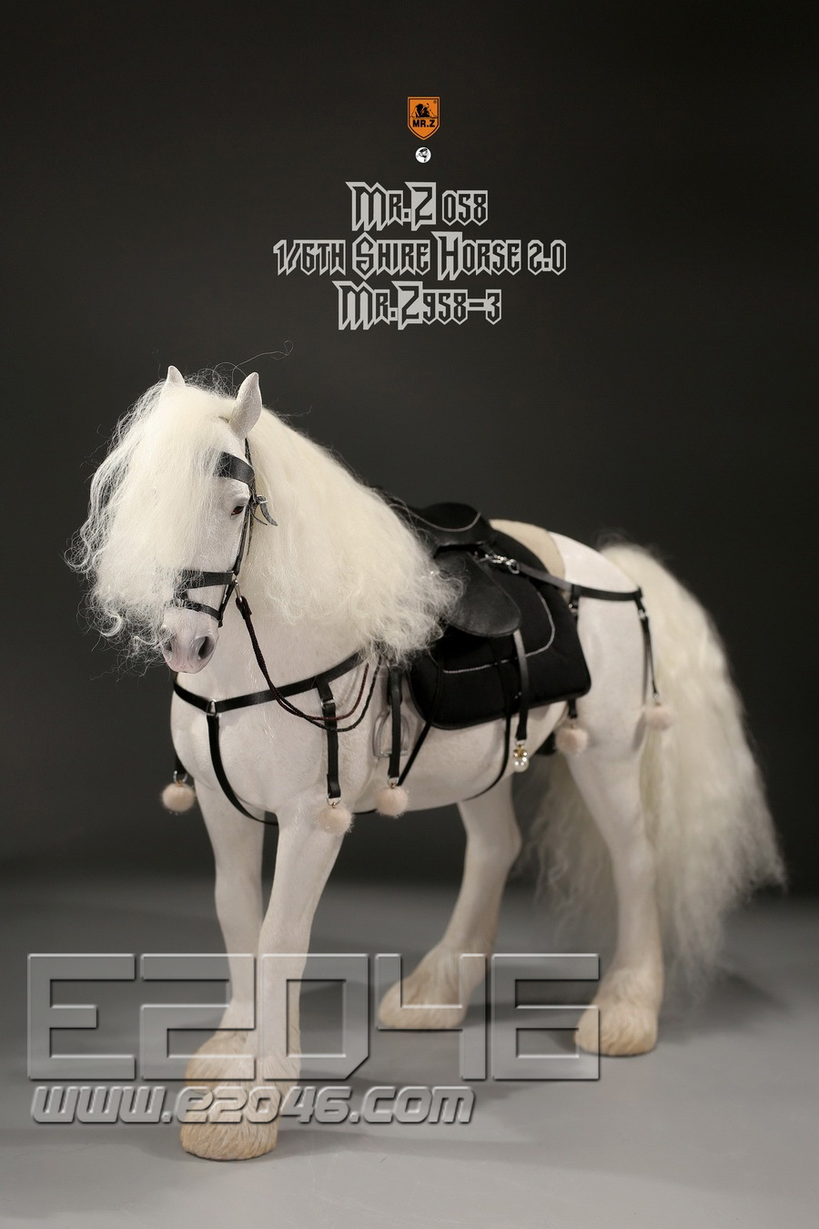 Shire Horse 2.0 C Set (DOLL)