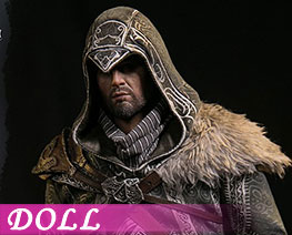 DL3677 1/6 Mentor Ezio Auditore (DOLL)