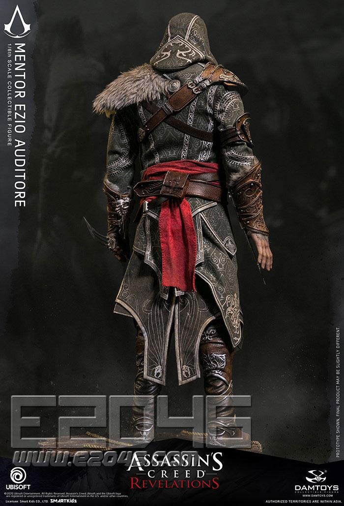 Mentor Ezio Auditore (DOLL)