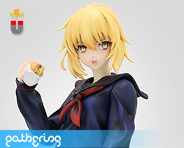 PF11760  Saber Alter School Uniform Version (Pre-painted)