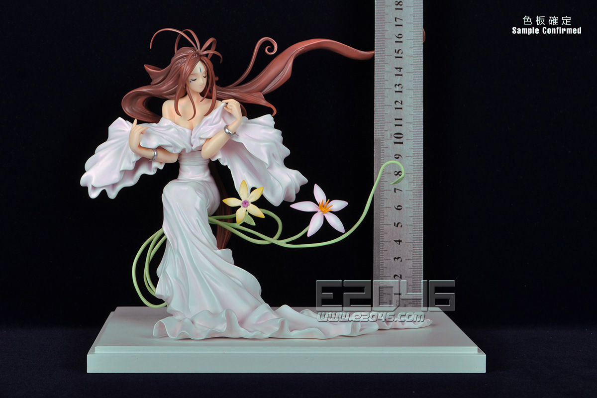 花之女神貝爾丹蒂 (塗裝完成品)