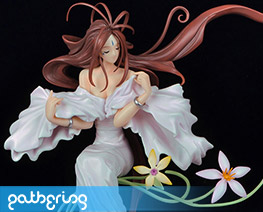 PF1019 1/8 Belldandy with Flowers (Pre-painted)