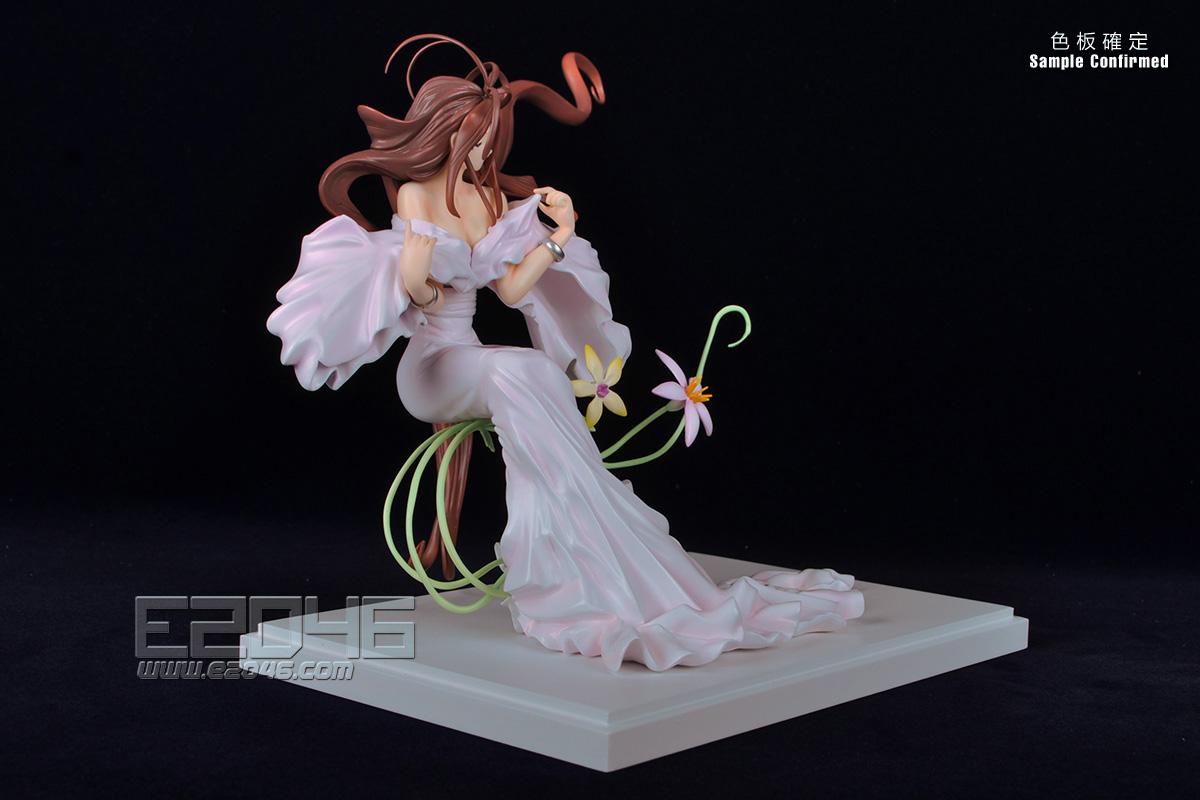 花之女神贝尔丹蒂 (涂装完成品)