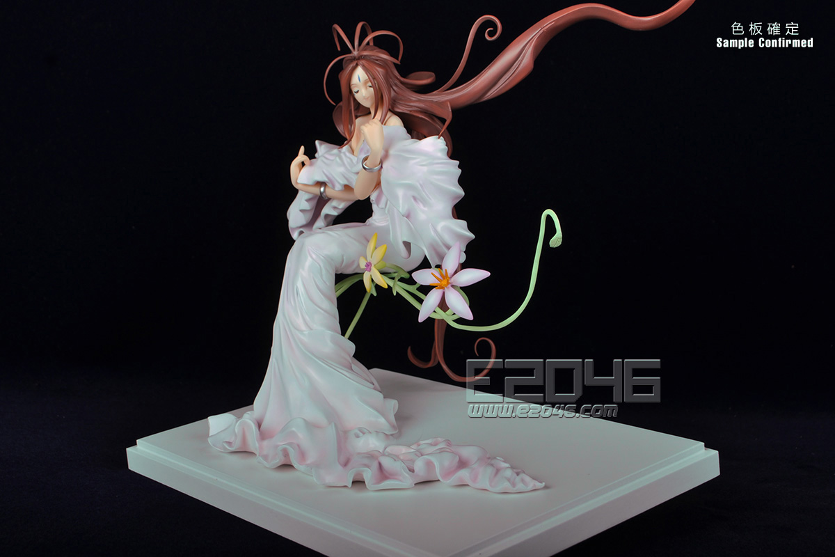 Belldandy with Flowers (Pre-painted)