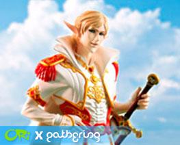 PF6471 1/7 Elf Prince (Pre-painted)