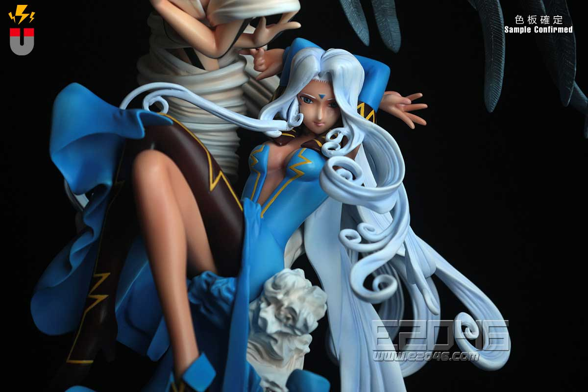 Urd and World of Elegance (Pre-painted)
