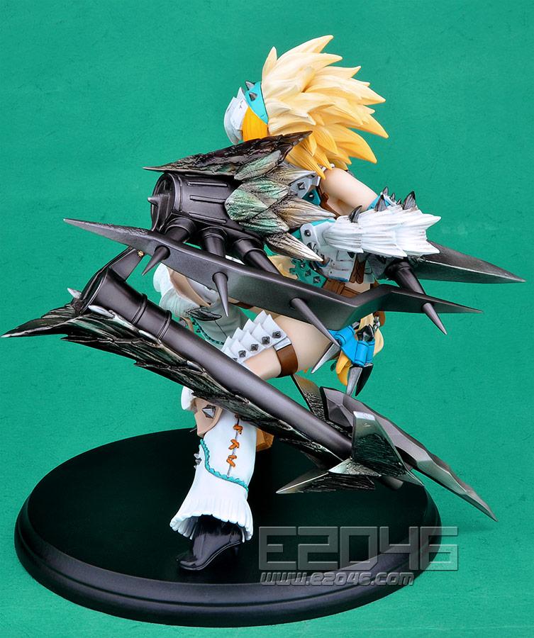 Berio Armor Hunter (Pre-painted)
